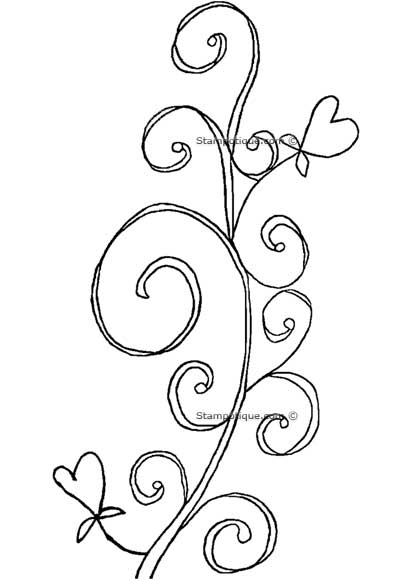 Holiday Coloring Pages Beast Quest Hearts With Vines Colouring